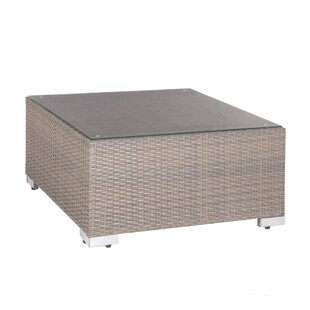 Gunson Rattan Coffee Table By Sol 72 Outdoor