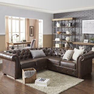 Darby Home Co Lonsdale Sectional Collection