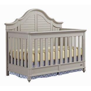 Scholz 4-in-1 Convertible Crib By Harriet Bee