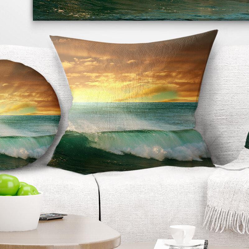 Sea Life Throw Pillows You Ll Love In 2021 Wayfair