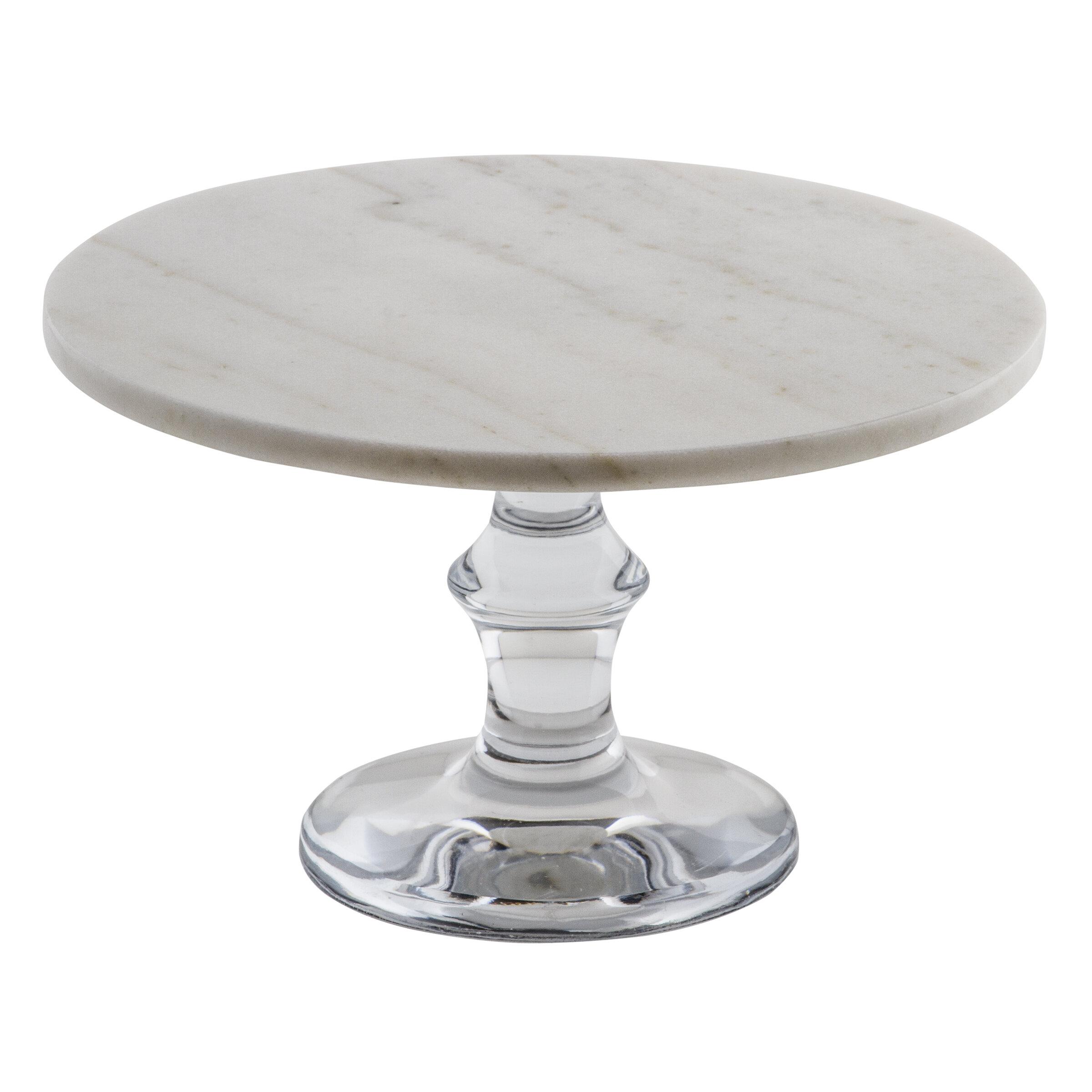 pedestal copy rimmed rosanna bon shop leo turquoise bella hue decor img small stand soft cake