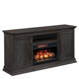 Ari TV Stand for TVs up to 78 with Electric Fireplace Included by Kelly Clarkson Home
