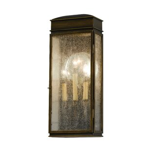 Barrie 3-Light Outdoor Flush Mount