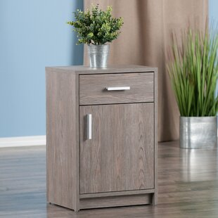 Cranston End Table with Storage by Ebern Designs