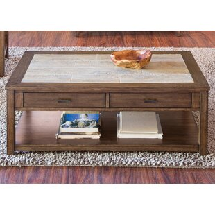 Inexpensive East Pleasant View Coffee Table By Loon Peak