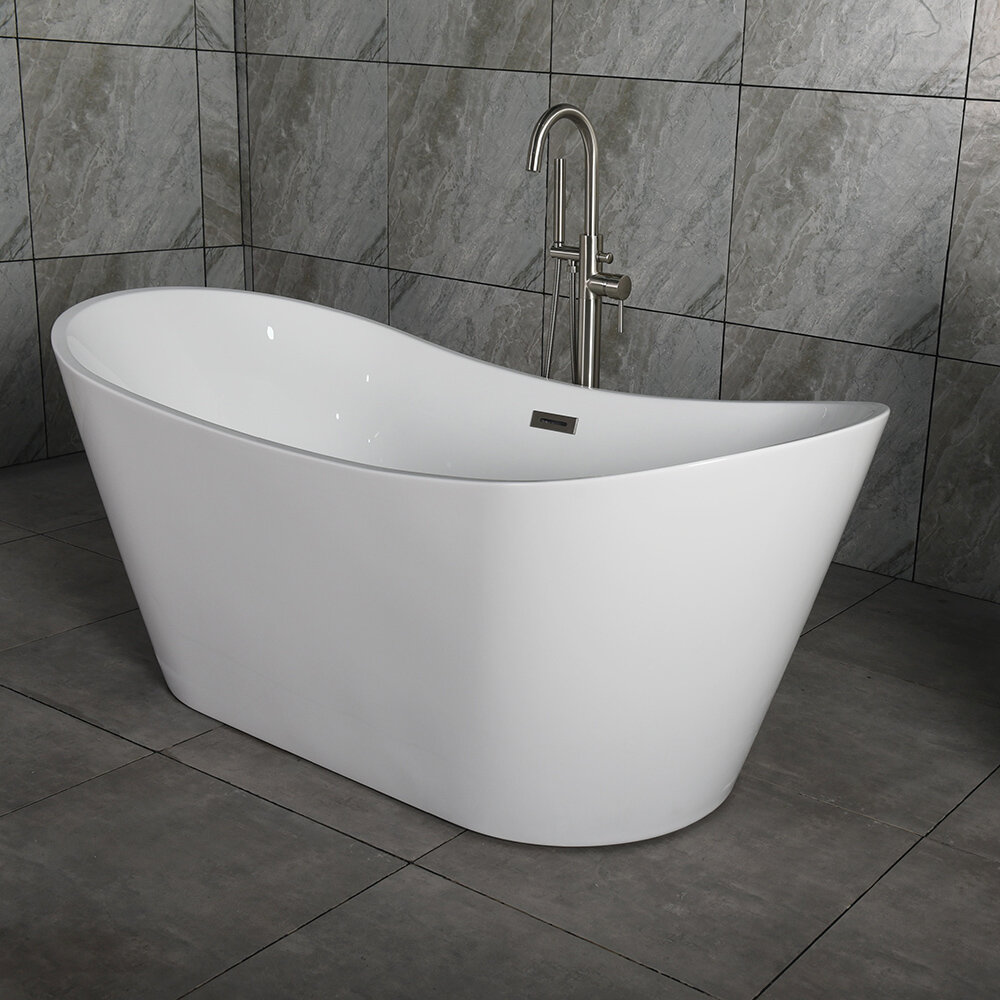 for bath lc material standing guide bathtub l tub you buying style free best freestanding size acrylic and