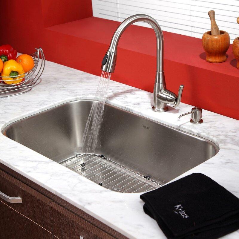 Kraus kitchen combos 315 x 1838 undermount kitchen sink with kitchen combos 315 x 1838 undermount kitchen sink with faucet and soap dispenser workwithnaturefo