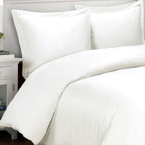 3piece june cotton duvet cover set