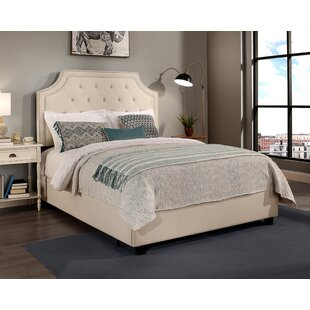 Devitt Upholstered Platform Bed by Darby Home Co
