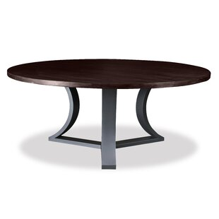 Gracie Oaks Louisa Rounded Dining Table