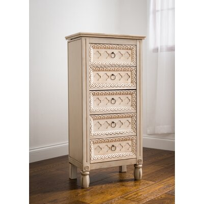 Rachida Jewelry Armoire