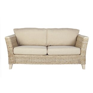 Low Price Adalicia Banana Leaf 3 Seater Conservatory Sofa