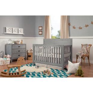 Best Fairway 4-in-1 Convertible 2 Piece Crib Set ByDaVinci