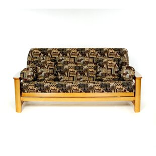 Comparison Trail Mix Box Cushion Futon Slipcover by Lifestyle Covers Reviews (2019) & Buyer's Guide