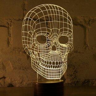 Skull 9 Table Lamp by Studio Cheha