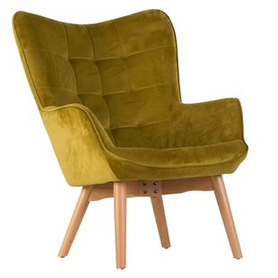 Helzer Lounge Chair By 17 Stories