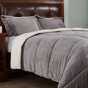 Oritz 3 Piece Reversible Comforter Set