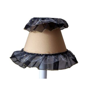 Diva Ballerina 11 Fabric Empire Lamp Shade