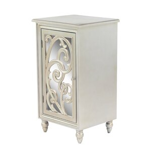 Maira 1 Door Accent Cabinet by..