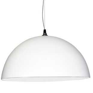 Becking 3-Light Dome Pendant by Ivy Bronx