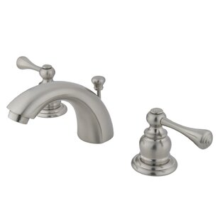 Kingston Brass Widespread Bathroom Faucet wi..