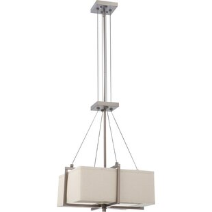 Wrought Studio Farrington Gurney 2-Light Square Pendant