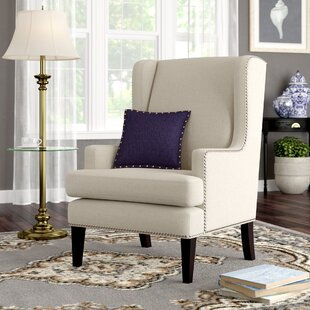 Alcott Hill Apple Valley Wingback Chair