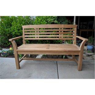 Sakura Teak Garden Bench