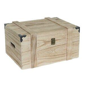 Weinkiste aus Holz für 6 Fl. von Willow Direct Ltd