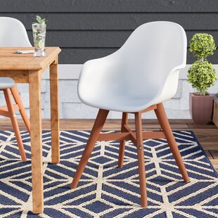 Alshain Patio Dining Chair (Set of 4)