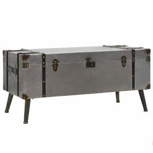 Augie Coffee Table With Storage By Borough Wharf