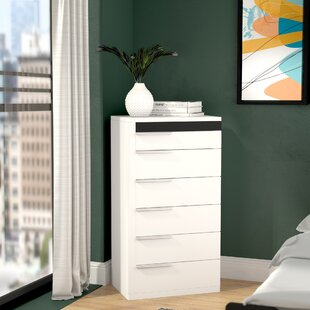 Sabra 6 Drawer Chest