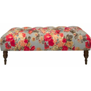 Skyline Furniture Warren Upholstered Bench