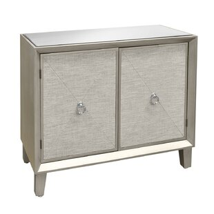 Aphrodite Wood 2 Door Accent Cabinet by Rosdorf Park
