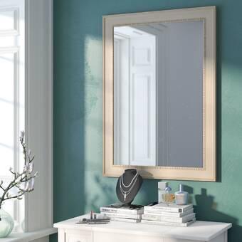 Union Rustic Landers Bathroom Vanity Mirror Wayfair