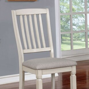 Gage Dining Chair (Set of 2) Rosecliff Heights
