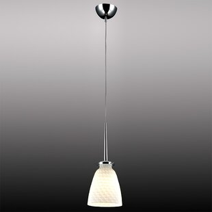 Ebern Designs Belliveau 1-Light Cone Pend..