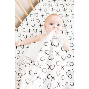 Harriet Bee Smiley Crib OX Waterproof Mat..