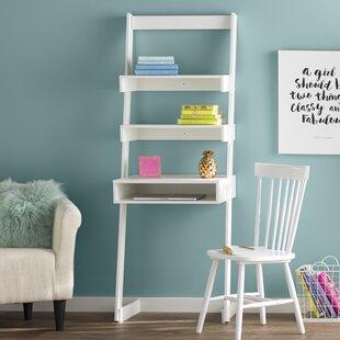 Bungalow Rose Torbett Ladder Desk