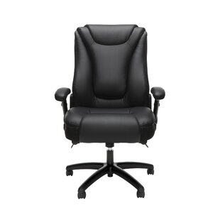 Winston Porter Simmon Ergonomic Executive Chair