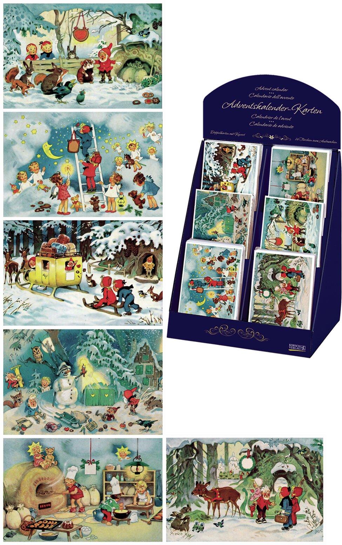 The Holiday Aisle Raci Advent Calendar Wayfair