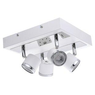 Bethesda 4-Light LED Directional & Spotlight by Orren Ellis