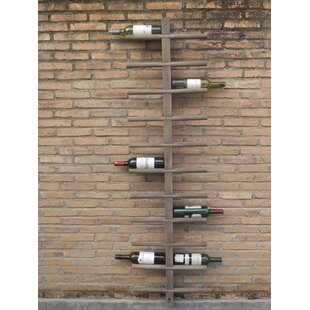 Roucourt Display Hold 22 Bottle Wall Mounted Wine Rack By Brambly Cottage