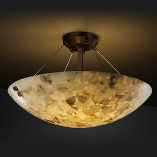 Conovan 6-Light Semi Flush..