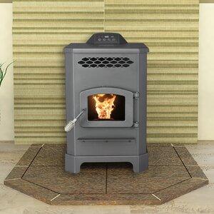 King 2000 sq. ft. Mini Pellet stove