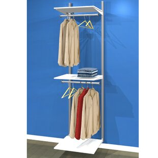 Aeliana 65cm Wide Clothes Storage System By Brayden Studio