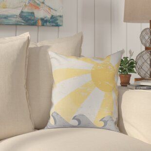 Pembrook Sunbeams Geometric Throw Pillow