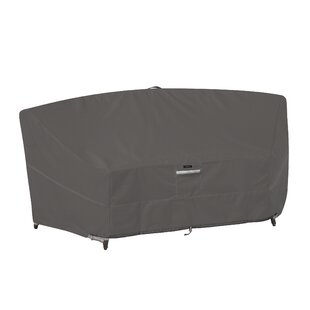 Patio Curved Modular Sectional Sofa Cover