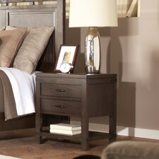 Colfax 2 Drawer Nightstand by 17 Stories