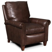 Haskins 3-Way Leather Recliner by Bradington-Young